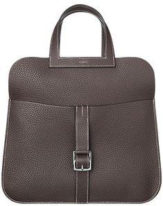 9c17c6b51b78 Hermes Halzan bag Leather Bag Design