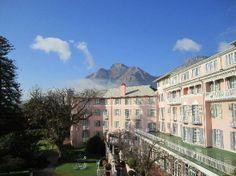 Belmond Mount Nelson Hotel, Cape Town Central, South Africa