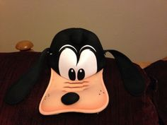 AUTHENTIC Walt Disney World GOOFY Adult Teen HAT w/Ears CAP DISNEY PARKS