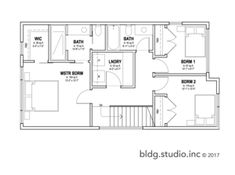 Type: Two Storey Bedrooms: 3 Baths: Legal Secondary Suite Areas: * Basement: 850 sq ft * Floor: 850 sq ft * Floor: ft * Total Living Area: 1649 sq ft Width: Depth: Minimum Lot Width: wide Home Design Floor Plans, House Floor Plans, Narrow Lot House Plans, Simple House Design, Container House Plans, Micro House, 2nd Floor, Architectural Digest, Living Area