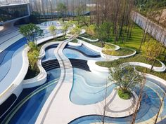 The Nanshan Project in Chongqing by Zinialand Design - - The Nanshan Project in Chongqing by Zinialand Design Architektur Landscape And Urbanism, Landscape Elements, Landscape Concept, Landscape Architecture Design, Architecture Graphics, Urban Architecture, Landscape Plans, Concept Architecture, Futuristic Architecture