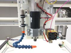 3D Printing CNC Combo Tool has 'Limitless' Potential. limiteless 3D printer mill and extruder