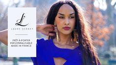 """Je me présente, Laure Derrey, 32 ans, créatrice et conseillère en image. Epaulée par ma soeur Solange nous avons lancé en juin 2015 la marque éponyme """"Laure Derrey"""", du prêt-à-porter haut de gamme personnalisable made in France ! Le rêve ..."""