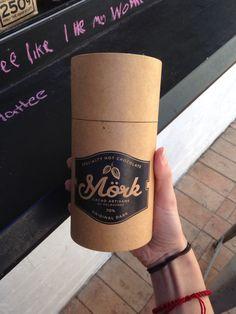 Cardboard cylinder packaging