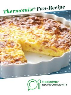 Impossible Quiche by A Thermomix ® recipe in the category Baking - savoury on www., the Thermomix ® Community. Impossible Quiche, Savoury Slice, Quiche Recipes, Savoury Recipes, Bellini Recipe, Savoury Baking, Recipe Community, Dinner Recipes, Meals