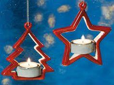 Risultati immagini per töpfern anregungen weihnachten