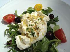 Mozzarella di Bufala salad @ LB in Bangkok