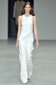 Calvin Klein Collection | Spring 2014 Ready-to-Wear Collection | Style.com