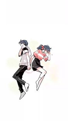 Shi Miao & Shi Fen - Please take my brother away! Drama, Manga Comics, My Character, Disney Cartoons, Live Action, Anime Couples, Cute Wallpapers, Manhwa, Comic Art