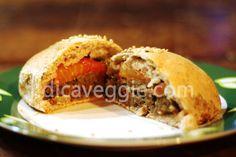 hambúrguer de forno integral | DicaVeggie