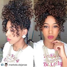 #Repost @markele.dejanae with @repostapp. ・・・ Thanks to @the_bewordshirt for letting me showcase one of your many shirts. #bekinky #becoily #becurly #benatural 〰➰ Tried a little sum sum for the hair thanks to the boo @actually_ashly for the hair inspo! Your totally amazing! ❤️ #colourpopme #colourpop #lippie #bumble #curls #updo#curlsunderstood #curlynatural #naturallyshesdope #amazingnaturalhair #naturalhairdaily #naturalhairdoescare #myhaircrush #mynaturalisdope #curlyhair #naturali...