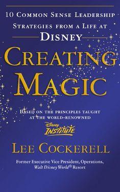 Creating Magic: 10 Common Sense Leadership Strategies fro... https://www.amazon.com/dp/B0031RDW9U/ref=cm_sw_r_pi_dp_x_2yJdzbAXEVJSH