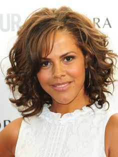 Lenora Crichlow - natural look
