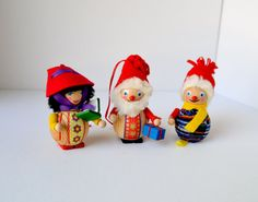SALE Vintage Christmas Ornaments by 3BearsVintage on Etsy, $6.00