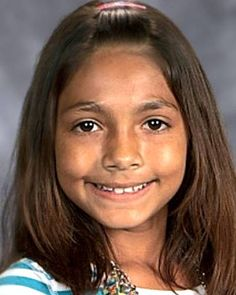 "National Center for Missing & Exploited Children - DUCHESS SAVANAH ADAMS    Case Type: Endangered Missing     DOB: Feb 15, 2002 Sex: Female   Missing Date: Sep 30, 2012 Race: White   Age Now: 10 Height:  4'8"" (142 cm)   Missing City: LANCASTER Weight:  68 lbs (31 kg)   Missing State :  CA Hair Color: Black   Missing Country: United States Eye Color: Brown   Case Number: NCMC1203501"