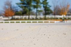 Arena Footing Basics 101: Your Arena's Foundation - TheHorse.com | The base is one of the most important part of an arena but is often overlooked during construction. #horses #ridingarenas #ridinghorses