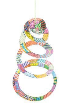 Wonders of Animal Kingdom or Rainforest week- Snake craft
