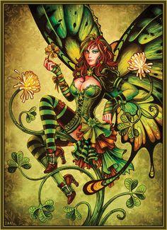 irish fairies - Buscar con Google