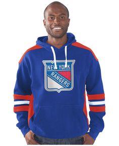 G3 Sports Men's New York Rangers Breakaway Hoodie