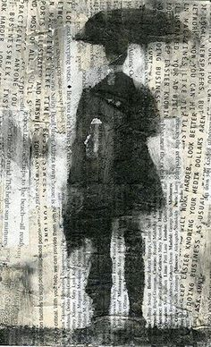 collage art quilt | Collage ...Quilt... and...ART Mixed / Figures