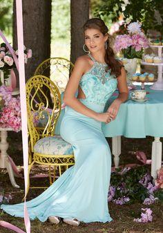 Aquamarine Prom Dresses 2018
