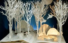 """Part of me says, """"Wow! All this book art looks really cool."""" The other part says """"Gee, I hope that book sucked."""""""