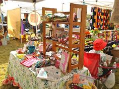 Lots of craft show thoughts and ideas