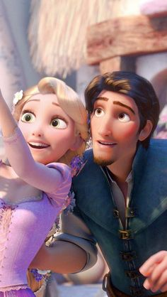 Wallpaper Disney Tangled Flynn Rider 31 Ideas For 2019 Disney Rapunzel, Rapunzel Y Flynn, Disney Pixar, Princess Rapunzel, Disney And Dreamworks, Disney Cartoons, Punk Disney, Disney Facts, Flynn Rider And Rapunzel