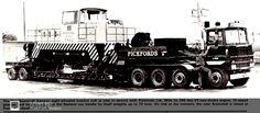 Heavy Duty Trucks, Heavy Truck, Commercial Vehicle, Vintage Trucks, Classic Trucks, Heavy Metal, Tractors, British, The Unit