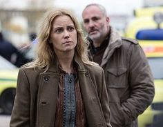 """The second season of the Scandinavian series """"The Bridge,"""" online at Hulu on Friday, begins with a cargo ship mysteriously veering off course."""