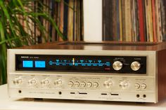 NIKKO STA-9090   Power output: 60 watts per channel into 8Ω (stereo)