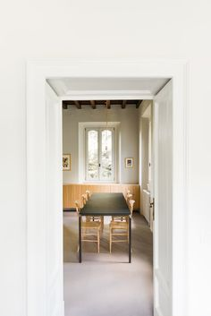 duearchitetti - dining room