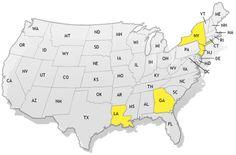 location states
