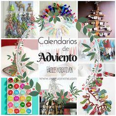 Calendario de Adviento Ideas-mamaynene