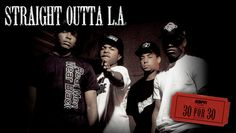 """""""30 for 30: Straight Outta L.A."""" - 53m (2010) :: Via New On Netflix USA  Director Ice Cube explores how the Los Angeles Raiders influenced the turbulent culture of South Central L.A. after moving to the city in the 1980s."""