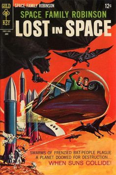 Lost in Space Gold Key