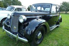 1948 Austin Sixteen 2.1L 4-Cylinder 67bhp OHV Engine