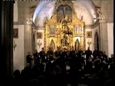 Dvorak  - Mass in D Major - 5.Benedictus / Coro de Cámara Clavileño - F....