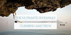The Ultimate Rock Climbing Giveaway http://www.startuprockclimbing.com/giveaways/the-ultimate-rock-climbing-giveaway/?lucky=1500