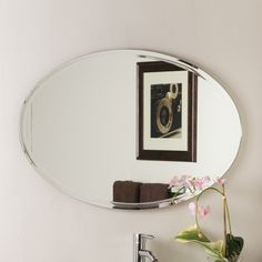 mirror over the mantle