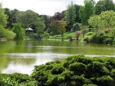 Parc Montsouris 75014