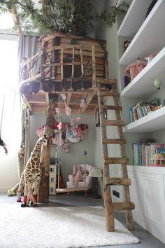 ideas tree house interior design kids play rooms for 2019 Baby Room Decor, Nursery Room, Boy Room, Tree House Interior, Home Interior Design, Scandinavian Style Home, Cool Kids Rooms, Kids Room Design, Cool Beds