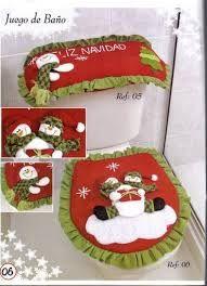 Resultado de imagen para imagenes muñecos navideños con molde