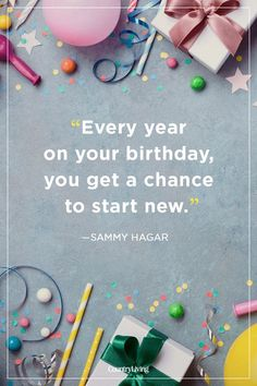 Birhday Quote