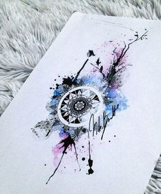 dibujos de brujulas tumblr - Buscar con Google: