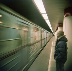 The world passing us by: Budapest Metro