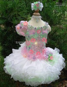 Items similar to National Glitz Pageant Dress Custom Order by Nana Marie Designs on Etsy Glitz Pageant Dresses, Pagent Dresses, Little Girl Pageant Dresses, Junior Party Dresses, Gowns For Girls, Toddler Flower Girl Dresses, Purple Bridesmaid Dresses, Organza, Mermaid Dresses