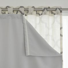 Found it at AllModern - Blackout Curtain Liner