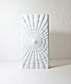 Mid Century  Op Art große Vase Rheinpfalz von ZeitepochenShop, €65.00