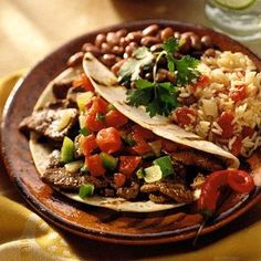 Create enchiladas, tacos, fajitas, casseroles, appetizers, soups and more with Mexican flavors.
